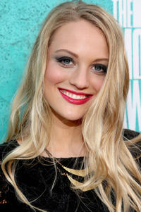 Kirby Bliss Blanton at the 2012 MTV Movie Awards.