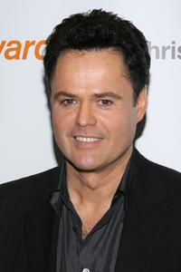 Donny Osmond at the Christopher Reeve Foundation Annual Gala.