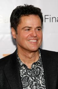 Donny Osmond at the 13th Annual Andre Agassi Charitable Foundation's Grand Slam for Children benefit concert.