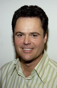 Donny Osmond at the Golden Dads Awards ceremony.