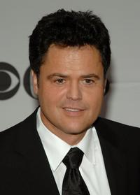 Donny Osmond at the 61st Annual Tony Awards.