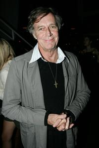 Barry Otto at the opening night of