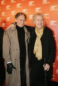 Barry Otto and Sue Otto at the opening night of Sydney Film Festival.