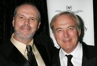 Rick Overton and James Keach at the 33rd Annual Vision Awards.