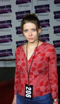 Amber Benson at the Hard Rock Charity Jam for Hollywoodcharities.org.