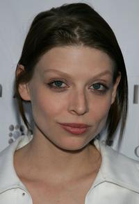 Amber Benson at the 4th annual IndieProducer Awards Gala.
