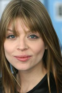 Amber Benson at the 2008 Spirit Awards.