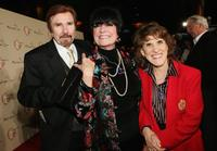 Gary Owens, Joanne Worley and Ruth Buzzi at the afterglow party during the Mohegan Sun 10th Anniversary celebration.