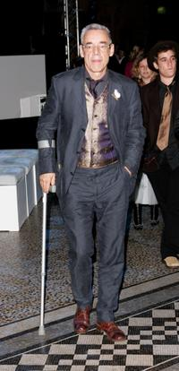 Roger Lloyd Pack at the world premiere party of