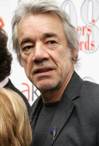 Roger Lloyd Pack at the Theatre Goer's Choice Awards 2008 Shortlist Announcement.