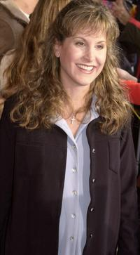 Jodi Benson at the Walt Disney Picture's video premiere of