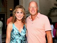 Jodi Benson and Bob Chapek at the DVD launch of Walt Disney's