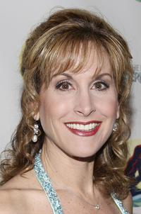 Jodi Benson at the after party to celebrate the opening night of Broadway's