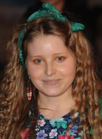 Jessie Cave at the premiere of