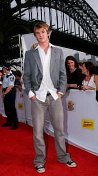 Chris Hemsworth at the inaugural MTV Australia Video Music Awards.