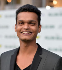Madhur Mittal at the California premiere of