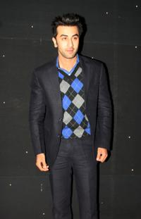 Ranbir Kapoor at the Indian Television Star Gold Lux Sabsey Favourite Kaun Awards Night.