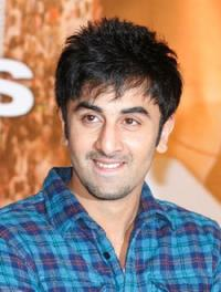 Ranbir Kapoor at the press conference of