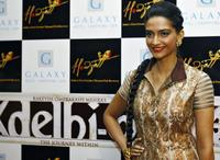 Sonam Kapoor at the promotion of