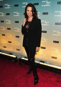 Amy Landecker at the screening of