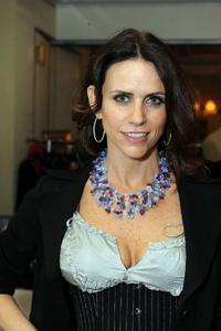 Amy Landecker at the DPA Golden Globes Gift Suite.