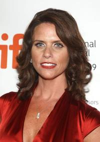Amy Landecker at the premiere of
