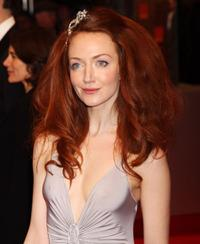 Olivia Grant at the Orange British Academy Film Awards 2010.