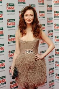 Olivia Grant at the Jameson Empire Film Awards.