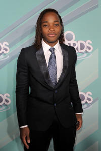 Leon Thomas III at the Nickelodeon's 2011 TeenNick HALO Awards in California.