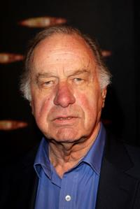Geoffrey Palmer at the London screening of