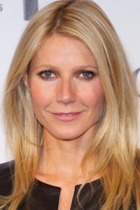 Gwyneth Paltrow presents the new 'Boss Nuit Pour Femme' Hugo Boss parfum in Madrid.