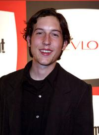 Chris Marquette at the Entertainment Weekly 2nd Annual Emmy party.