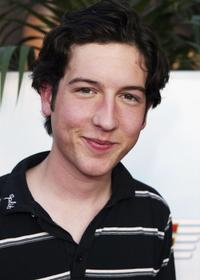 Chris Marquette at the Los Angeles premiere of