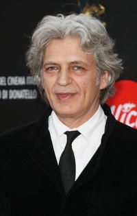 Fabrizio Bentivoglio at the Italian Movie Awards