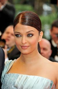 Aishwarya Rai Bachchan at the 62nd International Cannes Film Festival.