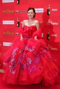 Lee Young-eun at the 6th Korean Film Awards.