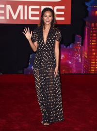 Jamie Chung at the California premiere of