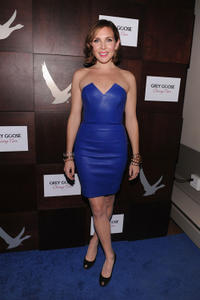 June Diane Raphael at the Grey Goose Blue Door