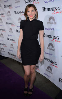 June Diane Raphael at the California premiere of season 2