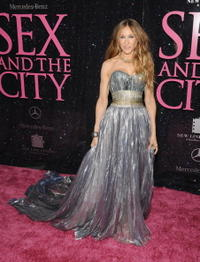 Sarah Jessica Parker at the N.Y. premiere of