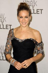 Sarah Jessica Parker at the opening night celebration of the New York City Ballet.