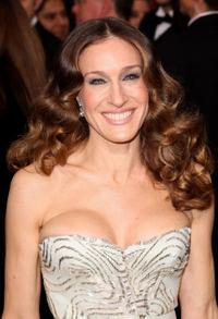 Sarah Jessica Parker at the 81st Annual Academy Awards.