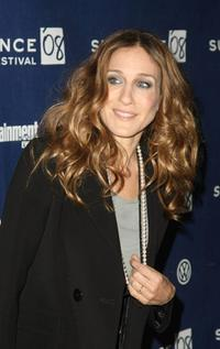 Sarah Jessica Parker at the Sundance Film Festival premiere of