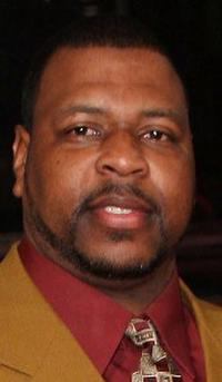 Michael J. Smith, Sr. at the premiere of
