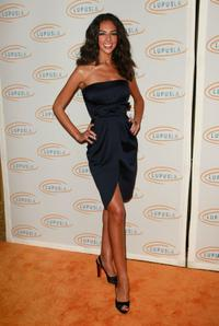 Terri Seymour at the Lupus LAs 2008 Orange Ball.