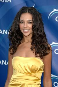 Terri Seymour at the annual SeaChange Summer Party to benefit Oceana.