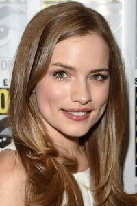 Willa Fitzgerald during Comic-Con International 2015 in San Diego.