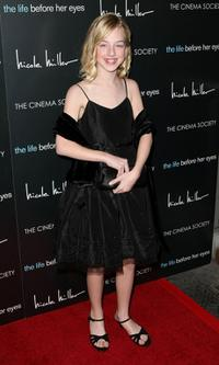 Gabrielle Brennan at the screening of