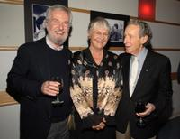 Robert Benton, Estelle Parsons and Arthur Penn at the Academy Pays Tribute To Arthur Penn.