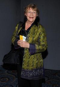 Estelle Parsons at the opening of
